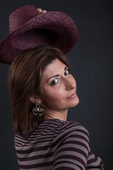 Donna moda italiana