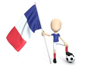 Nazionale di Calcio: Francia