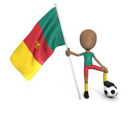 Nazionale di Calcio: Camerun