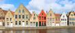 Bruges town in Belgium