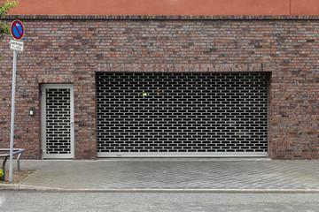 Tiefgarage © Matthias Buehner