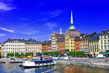 beautiful Stockholm, Sweeden