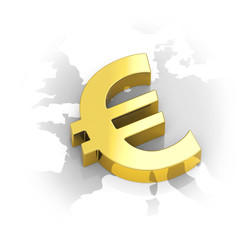 Der goldene Euro