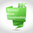 bulle origami cs5 : bbc