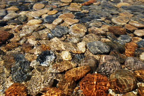 Galets aquatiques zen