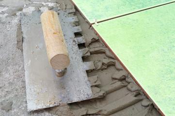 tiling renovation