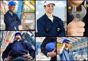 Industrial themed images