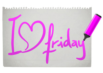Love friday