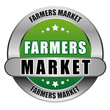5 Star Button gruen FARMERS MARKET DTO DTO