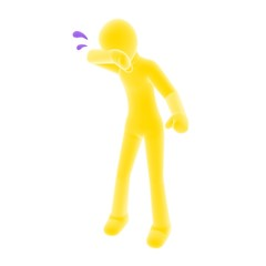 cry yellow