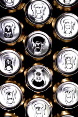 Much of drinking cans