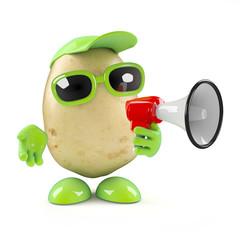 3d Potato has an announcement to make