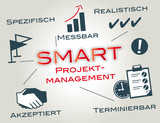SMART Projektmanagement, keywords, Ziele, deutsch