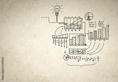 Business background image