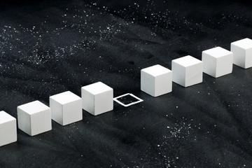 Tafel / Lücke