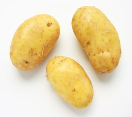 Golden Charlotte Potatoes