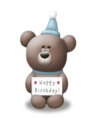 Birthday Party Bear