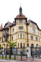 United States Ambassador Embassy in capital city Ljubljana Slove