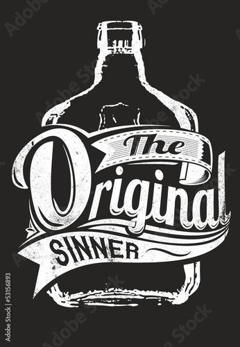 The original sinner