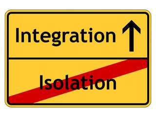 Integration ist besser als Isolation