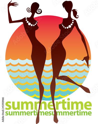 summertime by mayl4ik
