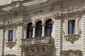 Balcone del Vescovato - Lecce