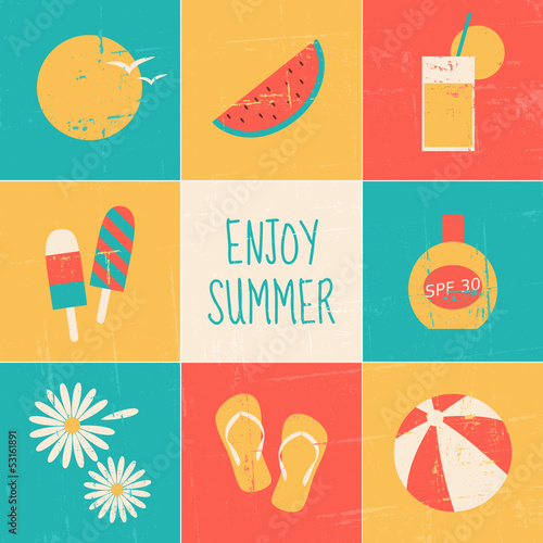 Enjoy Summer Set