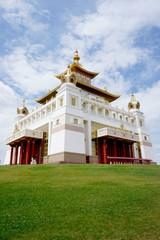 храм буду