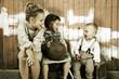 Uneinigkeit zwischen Kindern