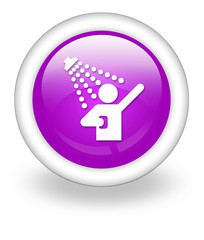 "Violet Icon ""Shower"""