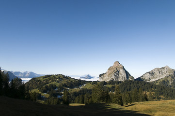 Mythenregion, Schweiz