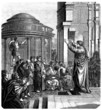 Apostel : Preaching in Athens - Early Christianism
