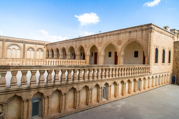 Mor Gabriel Monastery in Mardin