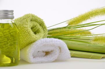 Wellness Grün Gras