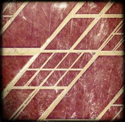 fond - graphique rouge