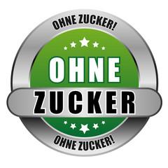 5 Star Button grün OHNE ZUCKER OZ OZ