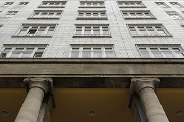 Architektur Ostberlin, 50er Jahre