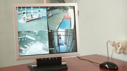 Video Security Monitor