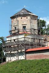 Lubcha Castle in Belarus