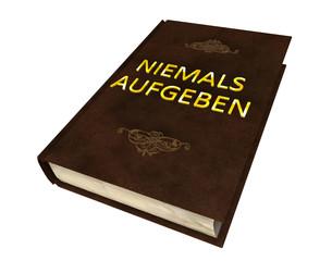 Buch V - Niemals aufgeben