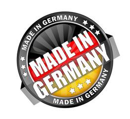 Icon Button Maddein Germany Schwarztöne