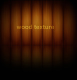 abstract Vector colorful bright brown wooden texture