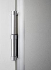 Wooden doors with lock 12