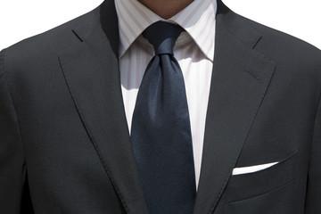 Giacca csamicia e cravatta
