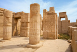 Temple of Karnak.  Luxor, Egypt