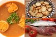 Soupe de Poissons - Croûtons et Rouille