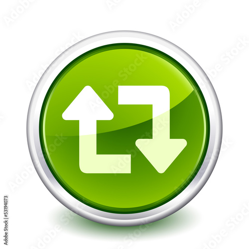button green refresh