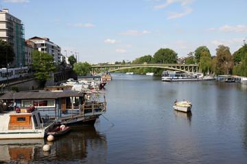Nantes , Erdre