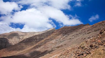 Southern Fuereteventura , peak Fraile