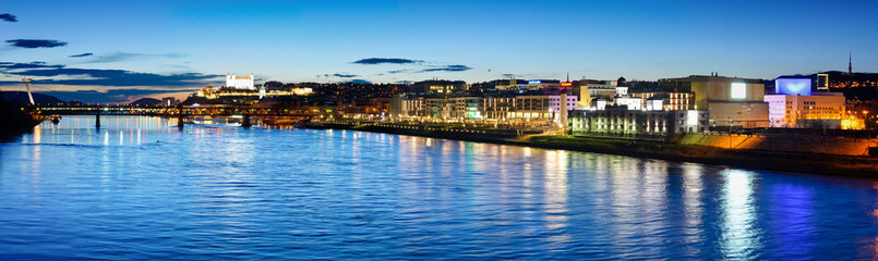 City on the Danube